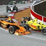 Hidden Objects F1 Logo