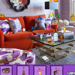 Purple Room Objects
